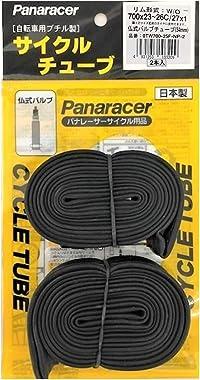 パナレーサー(Panaracer) 日本製レギュラーチューブ [W/O700x23~26C] 仏式バルブ