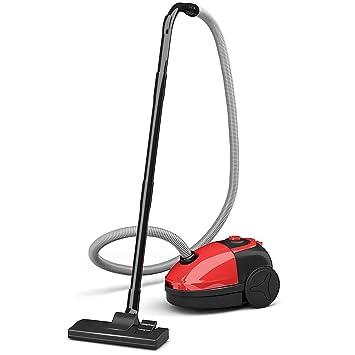 Amazon.com: costway ciclónico Canister Vacuum rebobinado con ...