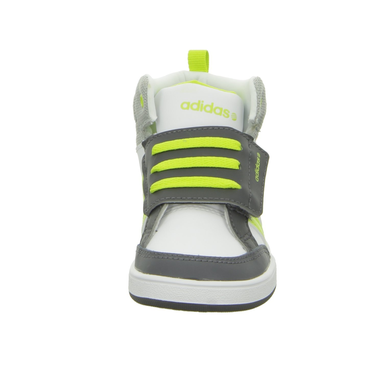 adidas Neo Label, Baskets pour garçon Blanc Blanc, 25 EU
