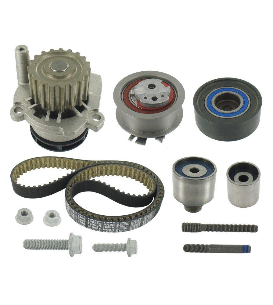 SKF VKMC 01148-2 Kit de distribution avec pompe à eau