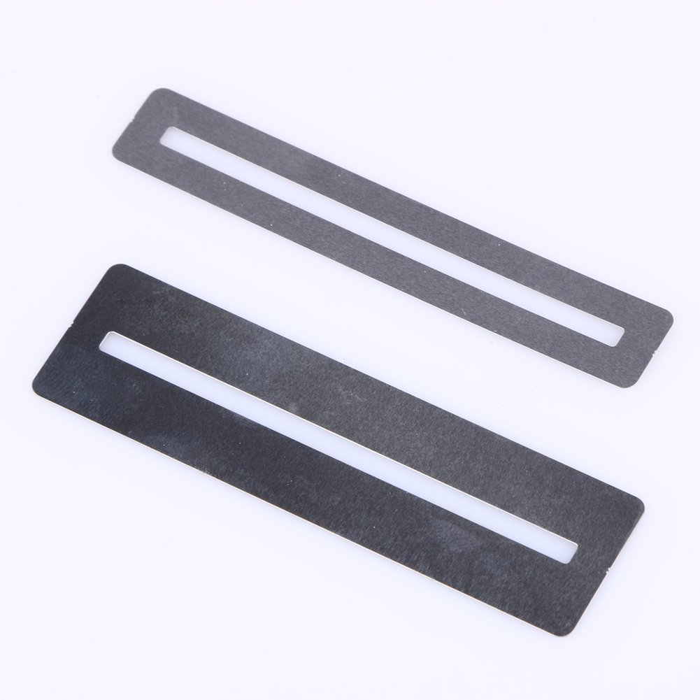 The Best New 1set Guitar Fret File Fingerboard Guards Fretboard Fret Protector Shims Musical Instruments