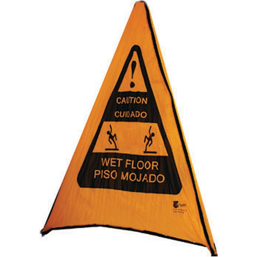 DayMark Safety Systems IT114669Wet Floor 32 Pop-Out Cone Orange