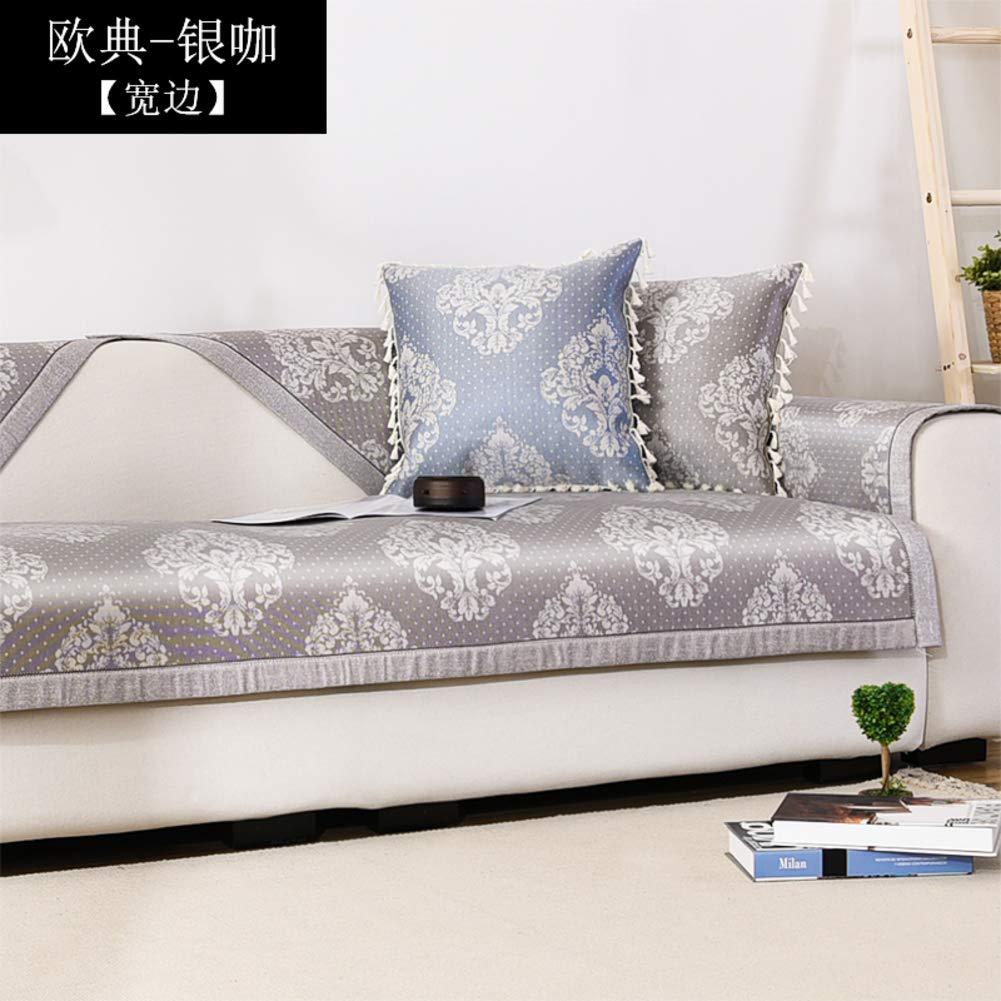 TT&CC Colchoneta de Verano para sofá de Seda de Hielo con ...