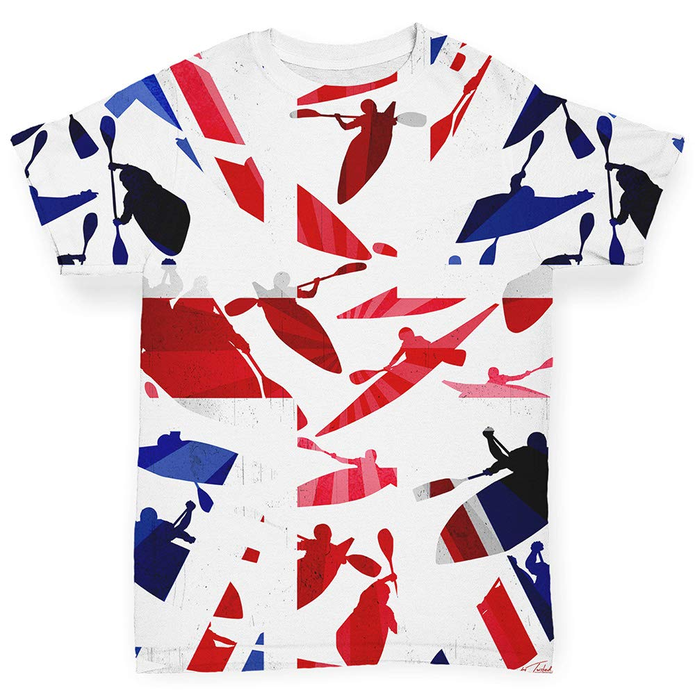 TWISTED ENVY All Over Print Baby T-Shirt GB Cycling