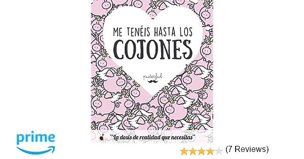 Me tenéis hasta los cojones (KuenKo Books): Amazon.es ...