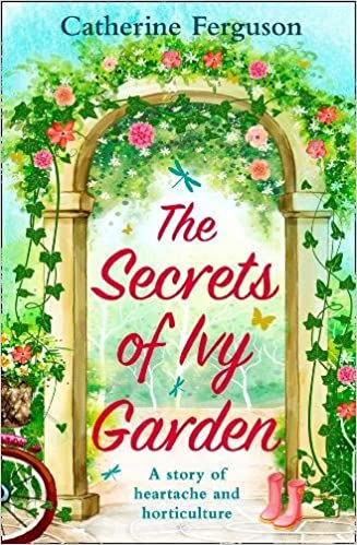 Book The Secrets of Ivy Garden: A heartwarming tale perfect for relaxing on the grass