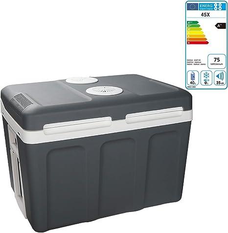 Kühlbox 24L Thermoelektrische Mini-Kühlschrank Auto Warmhaltebox ECO Funktion