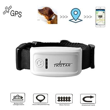 Traceur GPS pour Enfant Chien Muxan GPS LBS WiFi GPS Tracker Mini Localisateur localisateur danimaux en Temps R/éel Traceur Antivol avec Une Plate-Forme de Suivi en Ligne Gratuite