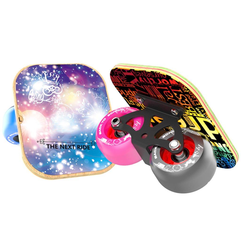 人気 ドリフトフリーラインスケート大人のフラッシュの子供四輪スケートボード交通道路マットブラックハンドパターンを描いた B07FLXKFLF B07FLXKFLF Pink Pink Pink Pink, 洋菓子ラファイエット:8eb4e1cf --- a0267596.xsph.ru