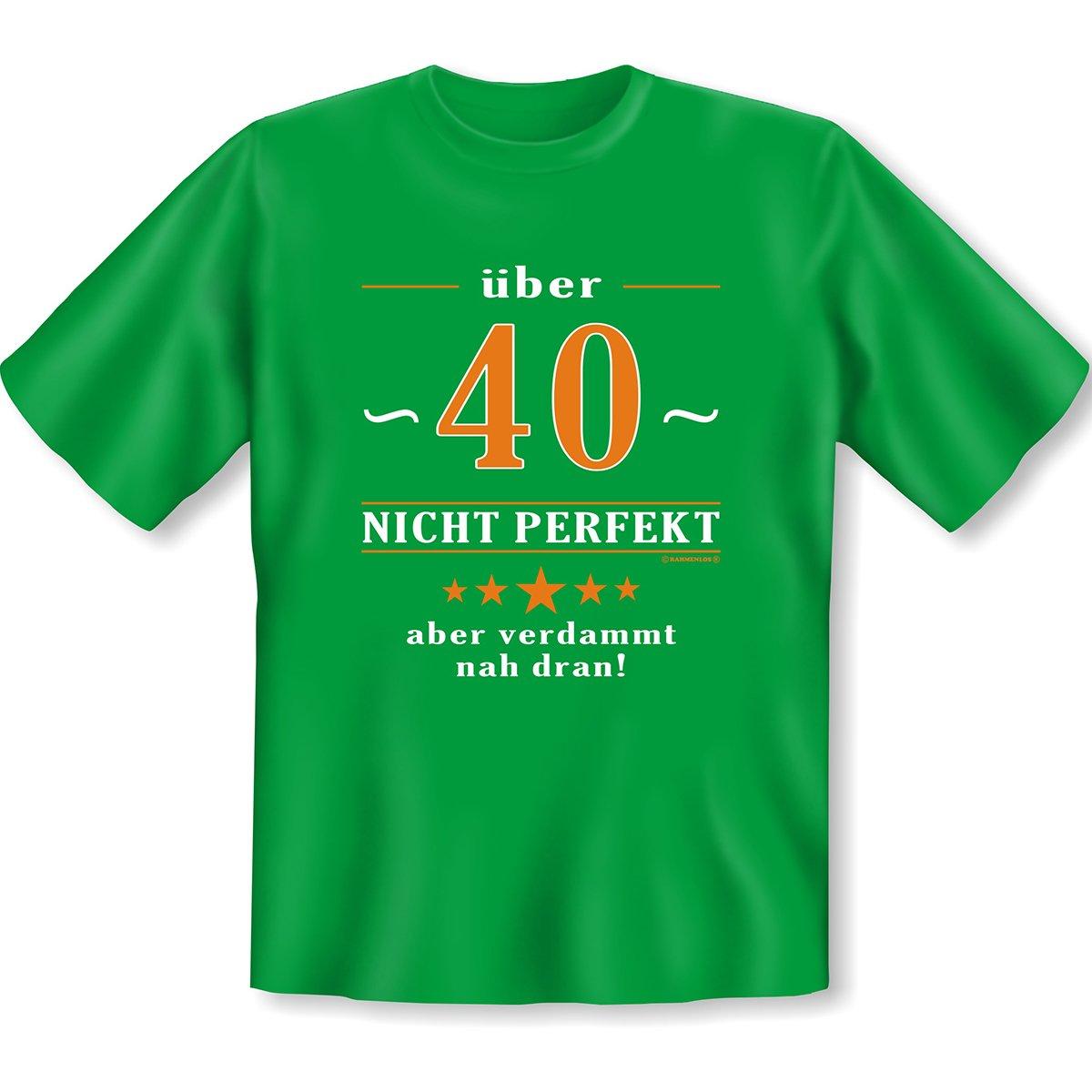 regalo Idea para 40 cumpleaños: Set con camiseta de - más de ...