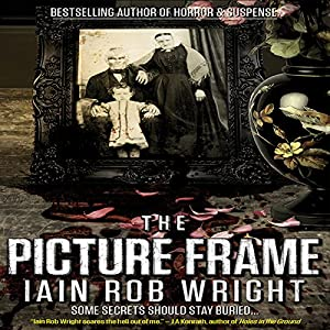 The Picture Frame: A Horror Novel Audiobook
