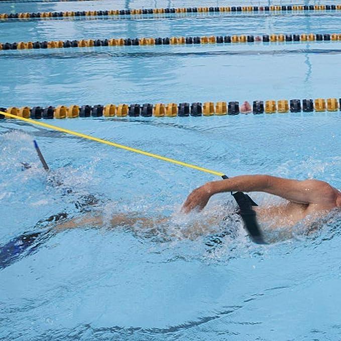Doublez regolabile per adulti e bambini Corda da da allenamento per nuoto