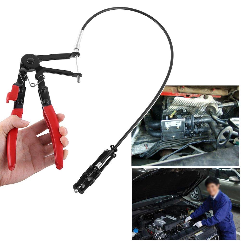 GOTOTOP Pince à Cable de Serrage pour Colliers de Carburant/Huile/Eau Voiture Automobile