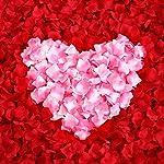ocharzy-1000-pcs-Wedding-Decorations-Silk-Rose-Flower-Petals-Confetti-Orange-red-Pack-in-Loose