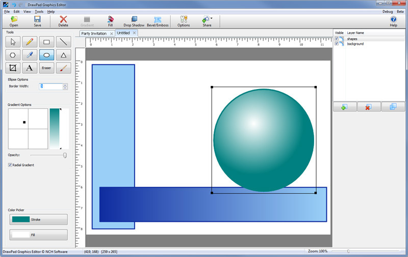 Best Drawpad Graphic Design Editor For Creating Painting