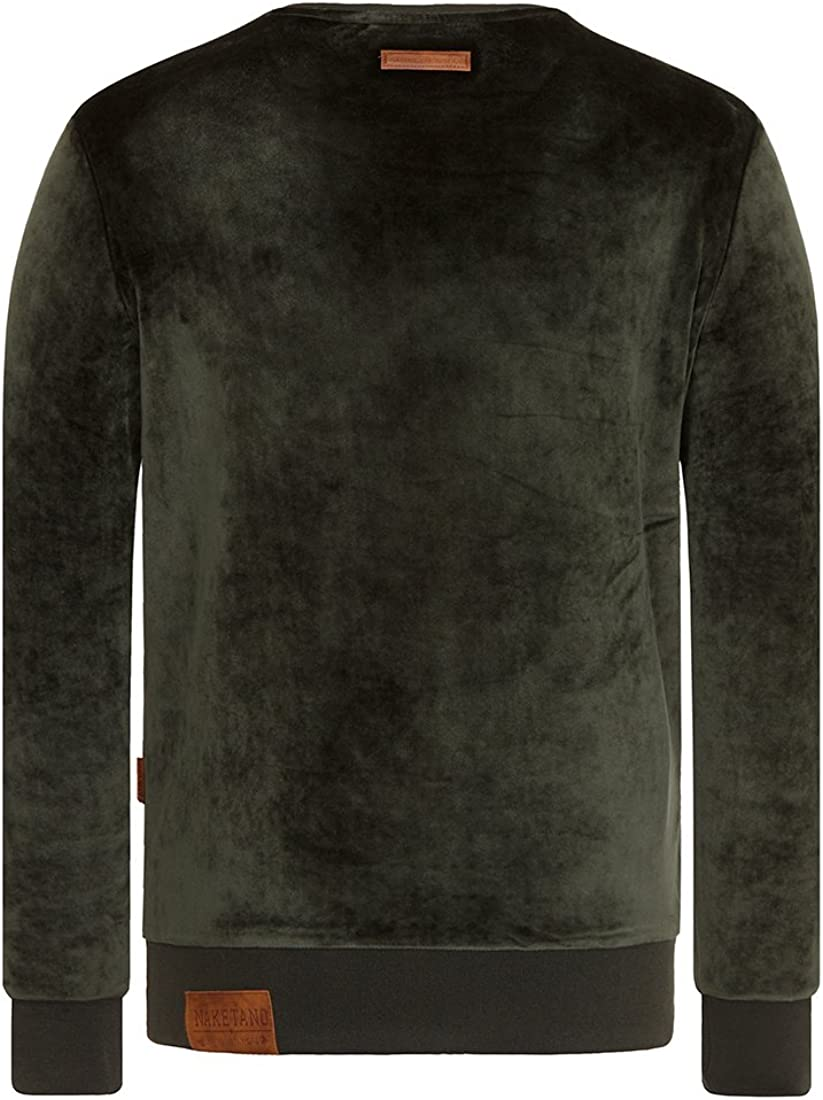 Naketano Herren Sweater Asgardian Mack III Sweater
