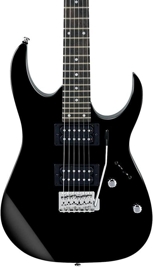 Ibanez Gio grg20z guitarra eléctrica Negro: Amazon.es ...