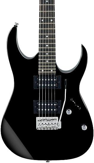 Ibanez Gio grg20z Guitarra Eléctrica, color negro: Amazon.es: Instrumentos musicales