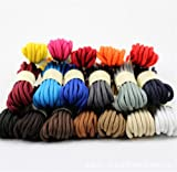 YESON Round Shoelaces for Sneakers, Boots, and