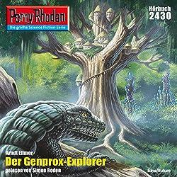 Der Genprox-Explorer (Perry Rhodan 2430)