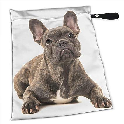 Amazoncom Wolong The Bulldog Looks So Poor Sundries Bag Diaper Bag
