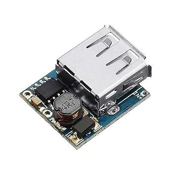 Hjhjghj 3 Piezas 5 V Cargador de batería de Litio Step Up ...