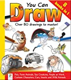 You Can Draw, Hinkler Books, 1741829445
