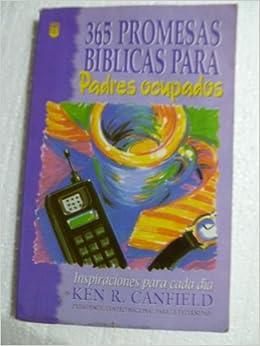 365 promesas biblicas para padres ocupados: 365 Bible Promises For