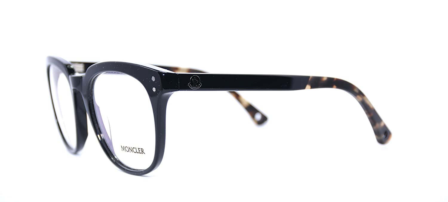 Moncler MC022V01 prescription glasses, Size:53-19-140. No case
