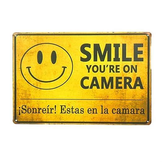 Kia Haop Smile YouRe on Camera Video Metal Fender Cartel De ...