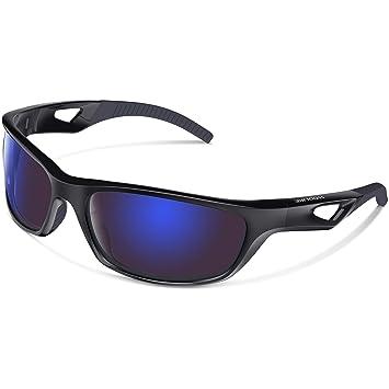 Amazon.com: WOOLIKE W823 - Gafas de sol polarizadas para ...