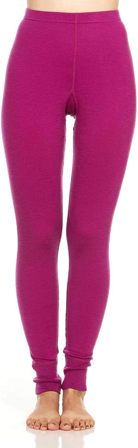 Minus33 Merino Wool 803 Franconia Women's Midweight Bottom – No Itch Renewable Fabric