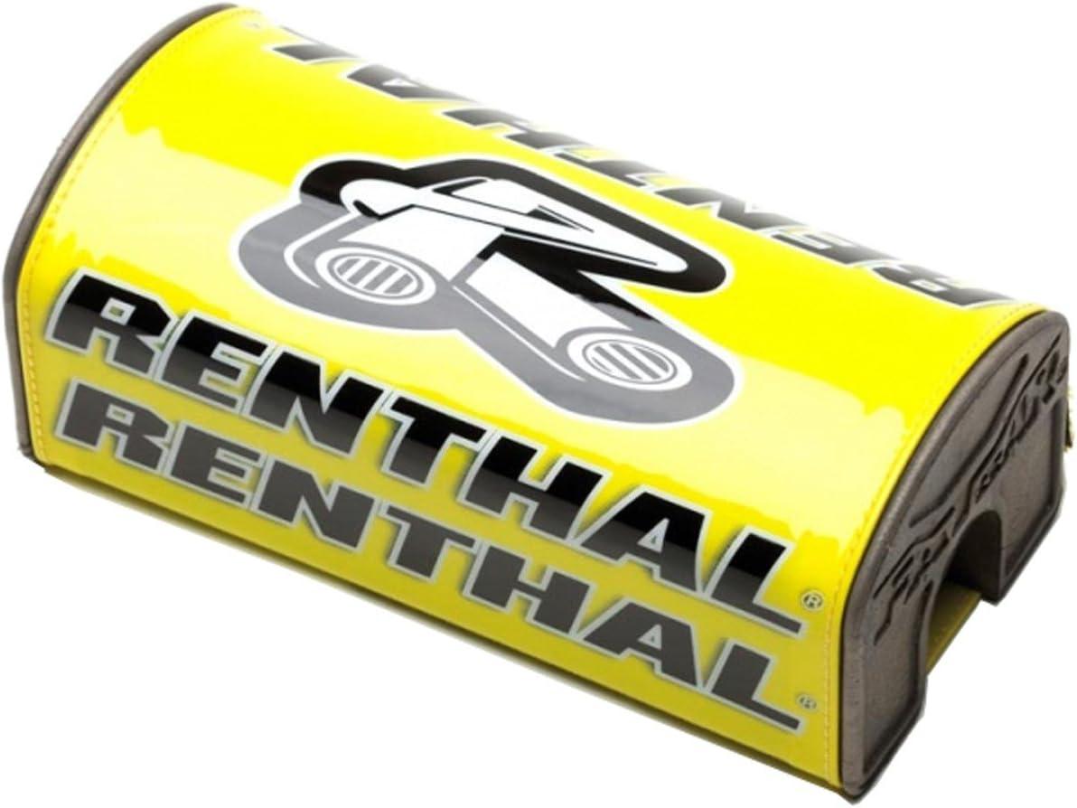 Renthal P283 Fatbar Lenkerpolster Gelb Auto