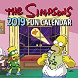 The Simpsons Mini Wall Calendar (2019)