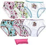 Handcraft Girls' 7-Pack LOL Surprise Underwear Panty