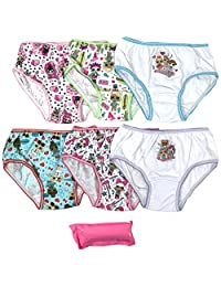 Handcraft Girls 7-Pack LOL Surprise Underwear Panty