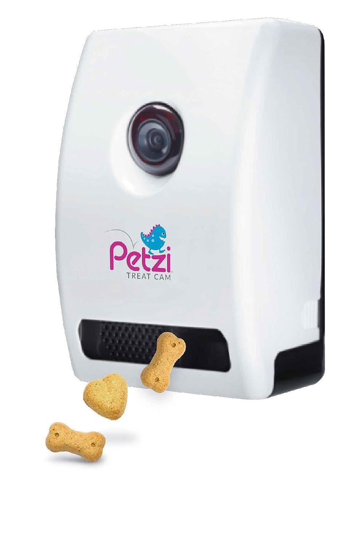 Petzi Treat Cam: Wi-Fi Pet Camera & Trea: Amazon.es: Productos para mascotas
