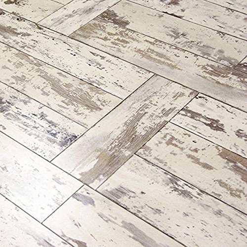 Maui Whitewashed Oak 8 mm Thick x 11-1/2 in. Wide x 46-1/2in. Length Click Lock Laminate Flooring (22.28 sq. ft. / case) - Edge Laminate Flooring