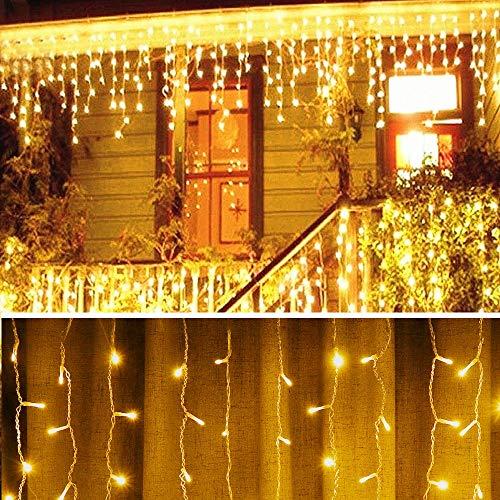 Indoor Outdoor Icicle Lights