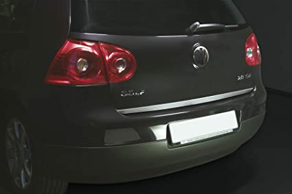 Hr Herbert Richter Auto Comfort Chromzierleiste Zierleiste Platinum Selbstklebend 2 45 M X 21 Mm X 3 Mm Küche Haushalt