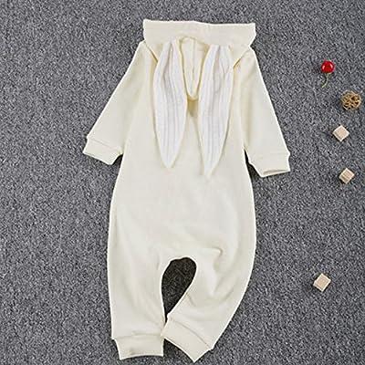 Zooarts para 0 – 24 Meses bebés niños niñas 3D Orejas Conejo ...