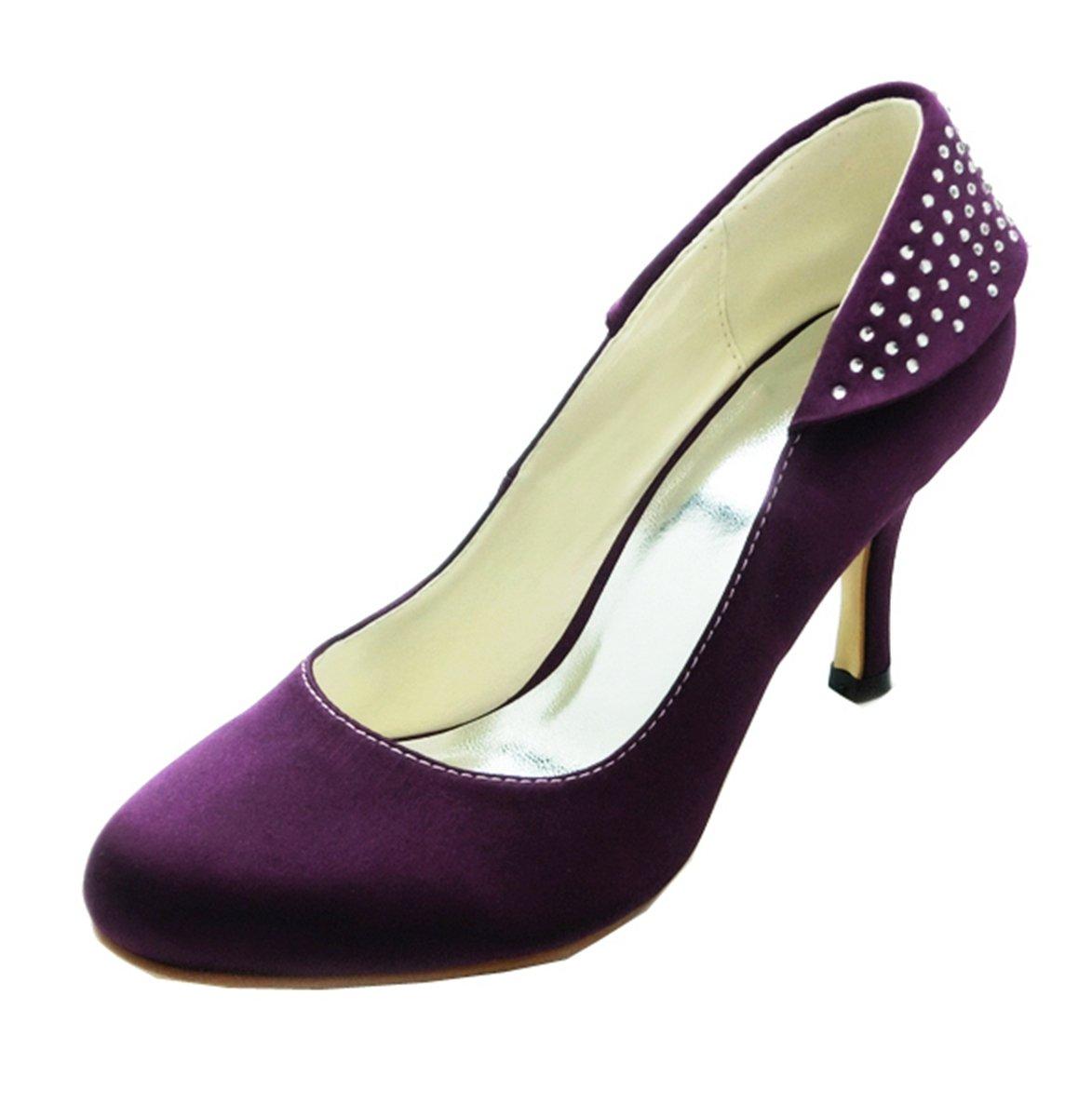 Minitoo , Semelle violet compensée Semelle 19242 femme Violet - violet 2d50126 - automaticcouplings.space