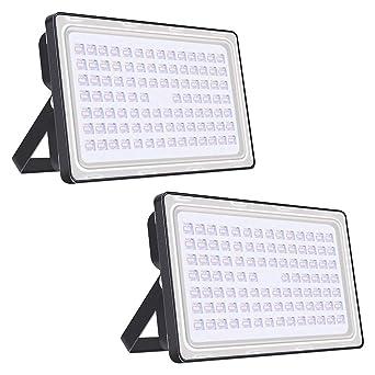 Viugreum Focos LED Exterior 2 Pack 250W 30000LM,Proyector ...