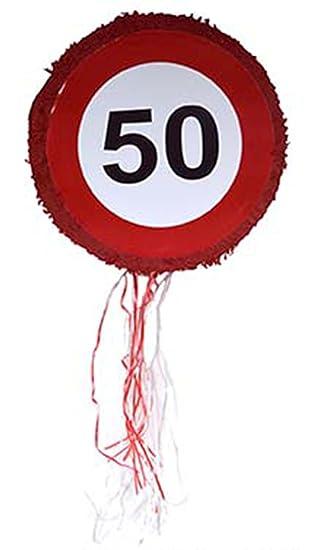 confettery - Decoración Fiesta Cumpleaños Piñata 50 años ...