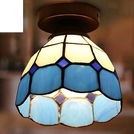 Lámpara de techo manual/Luces del porche balcón pasillo ...