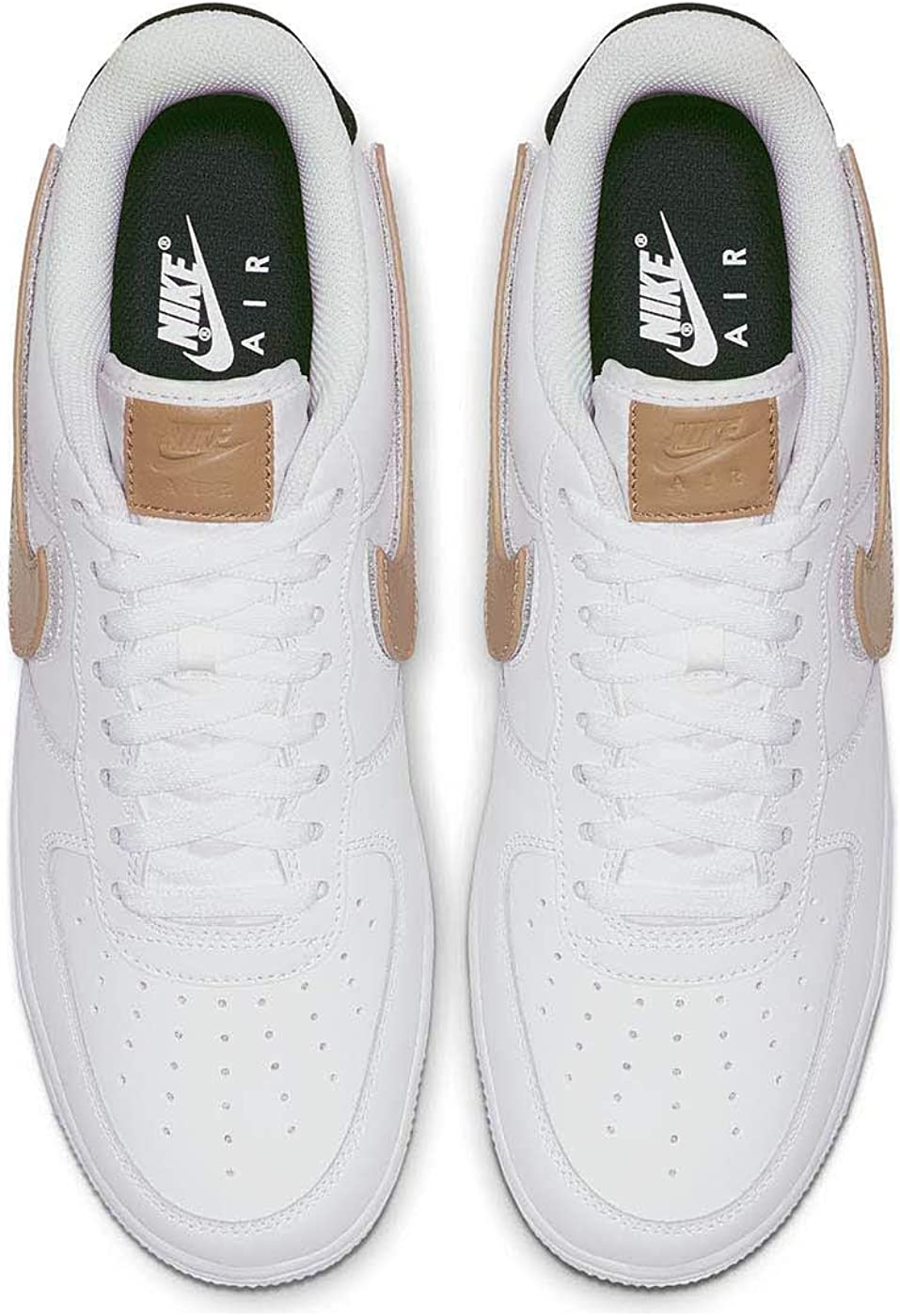 Nike Air Force 1 07 LV8 3 Hommes Trainers Ct2253 Sneakers Chaussures Blanc