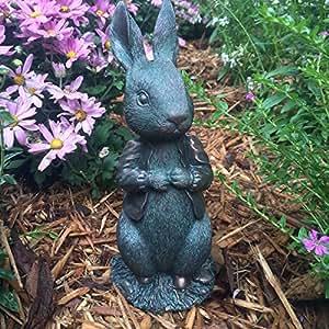 Peter Rabbit Garden Statue - The Beatrix Potter Collection
