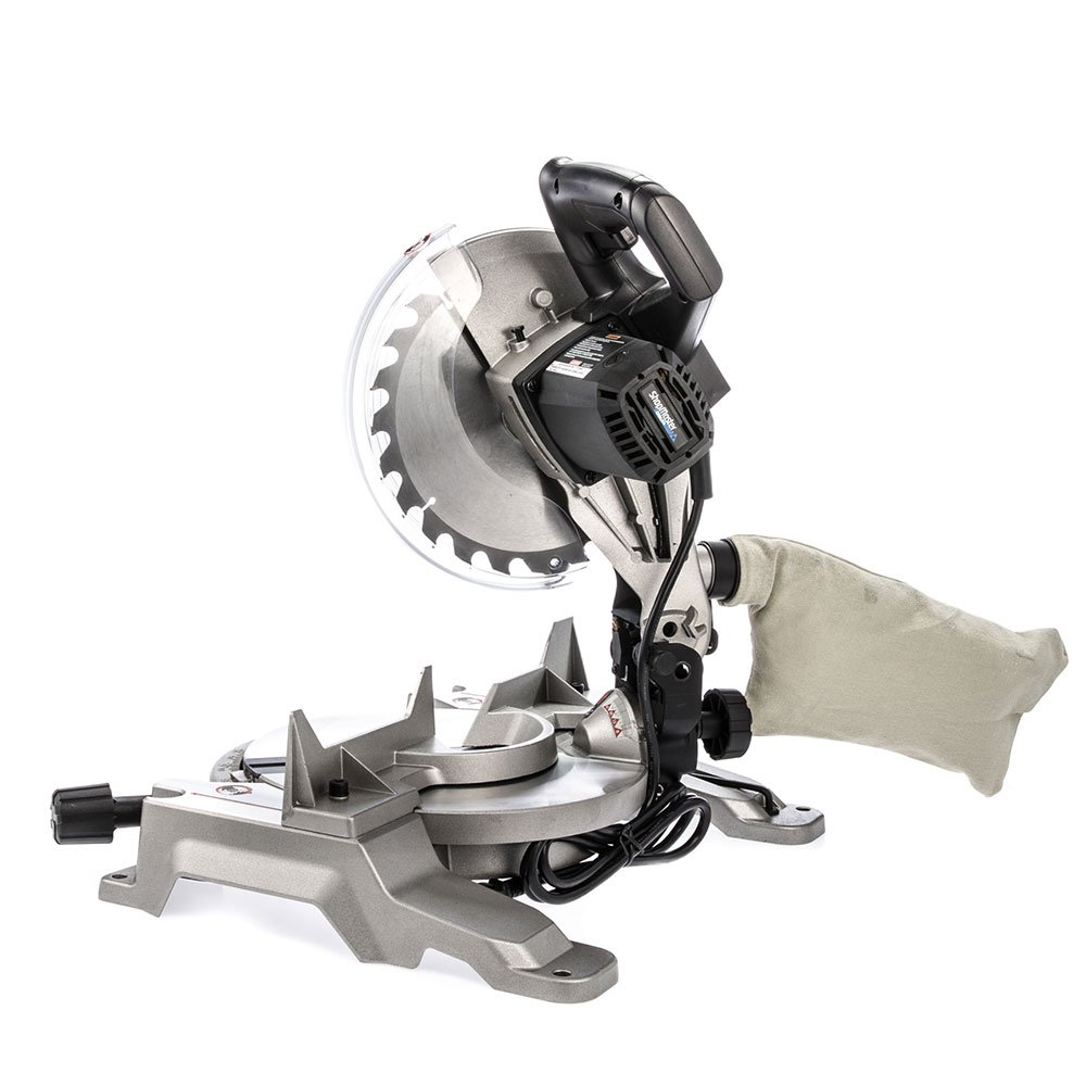 Delta S26-260L Shopmaster 10 In. Miter Saw with Laser, Sliver by Delta (Image #2)