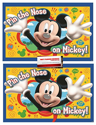 classic mickey mouse poster - 9