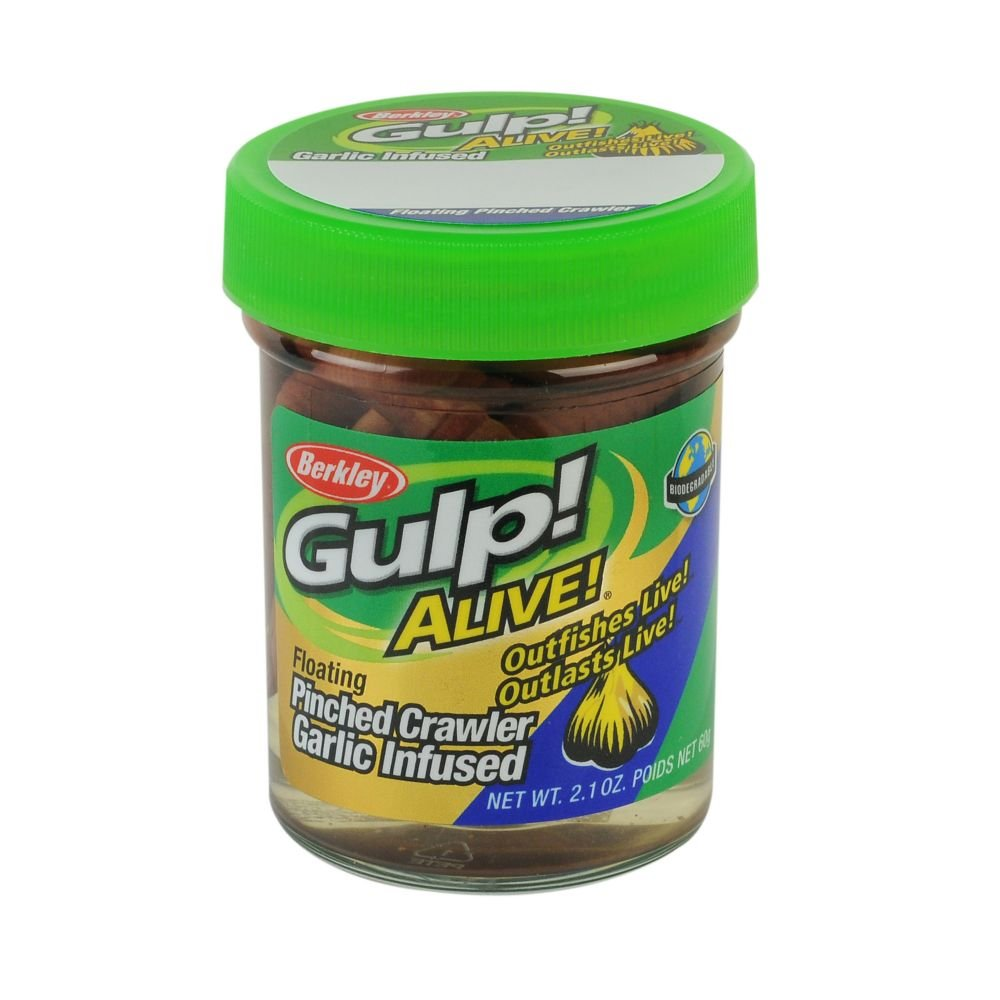 Alive Gulp Floating Pinched Crawler
